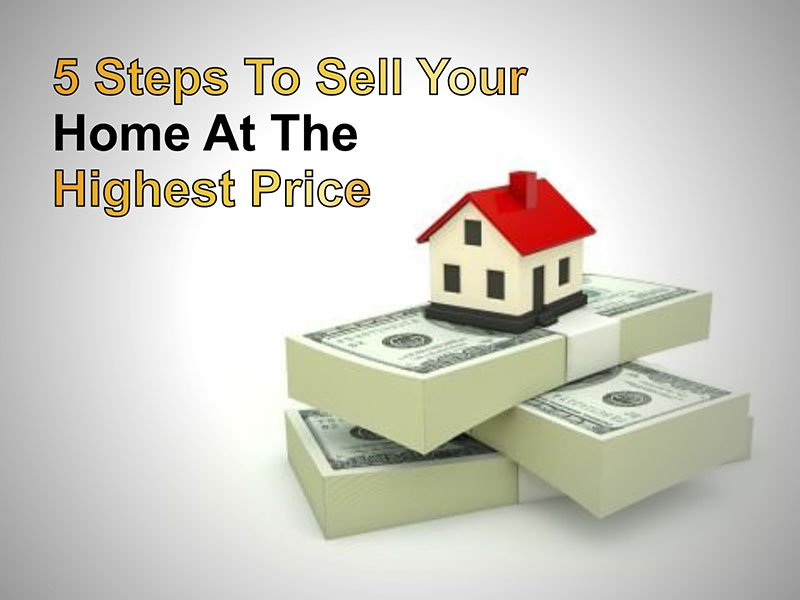 Sell Your House For Top Dollar