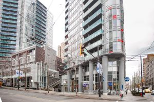 1209 233 Robson Street, Vancouver