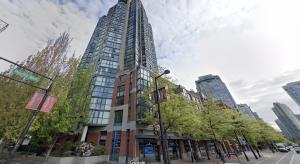 602 289 Drake Street, Vancouver